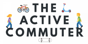 The Active Commuter Logo